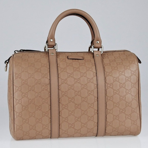 add866664e1 🆕🔖GUCCI Guccissima Leather Medium Joy Boston Bag